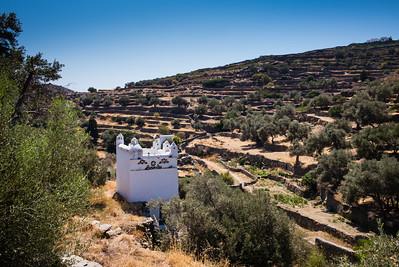 Near Apolonaria, Sifnos