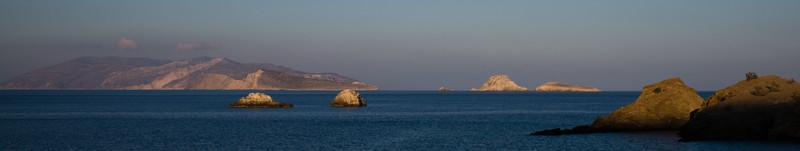 Near Karavostasis, Folegandros