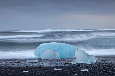 Fin de vie de glace...