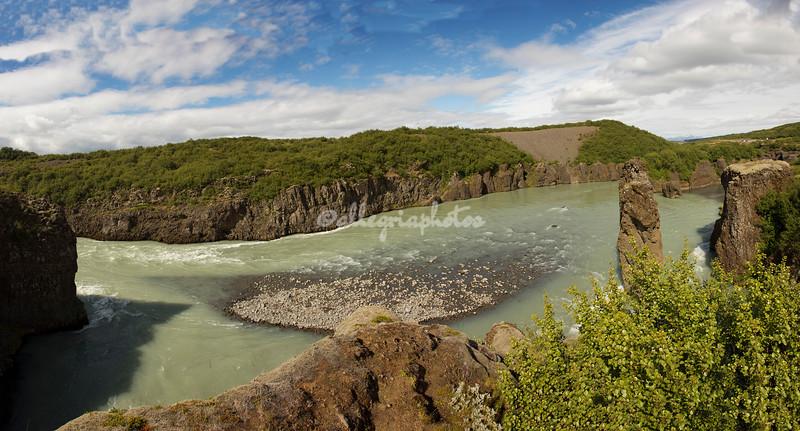 Hrunamannahrepp Panorama, Iceland
