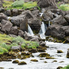 Waterfall, Pingvellir