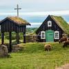 Arbaejarsafn Museum Village, Iceland