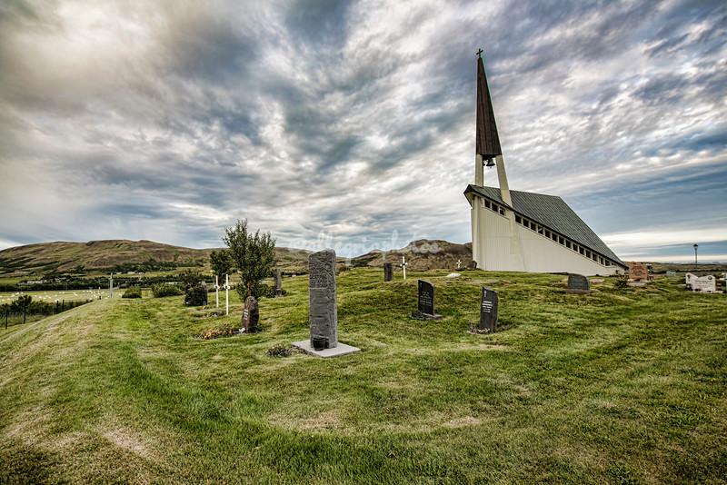 Mossfellkirje, Iceland