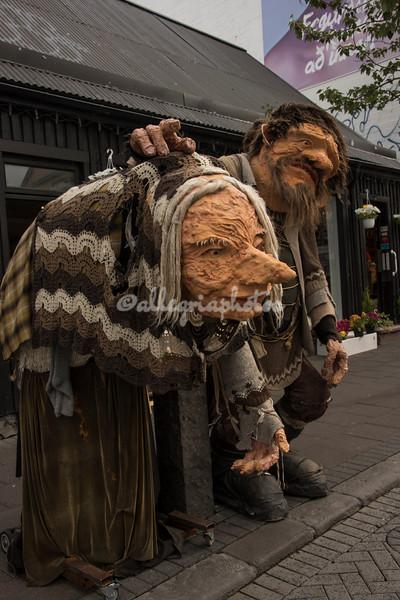 The Trolls, Reykjavik