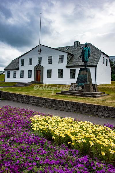 The Prime Minister's Office, Reykjavik