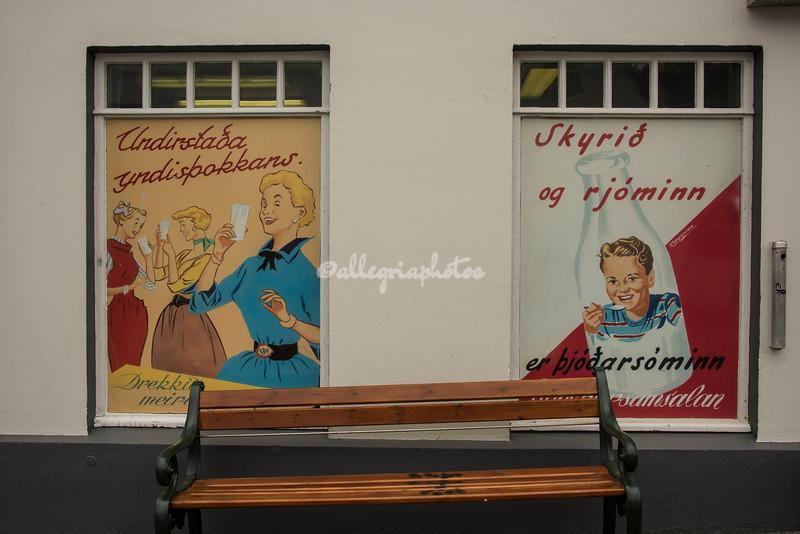 Advertising Reykjavik