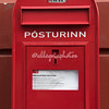 Post box, Reykjavik