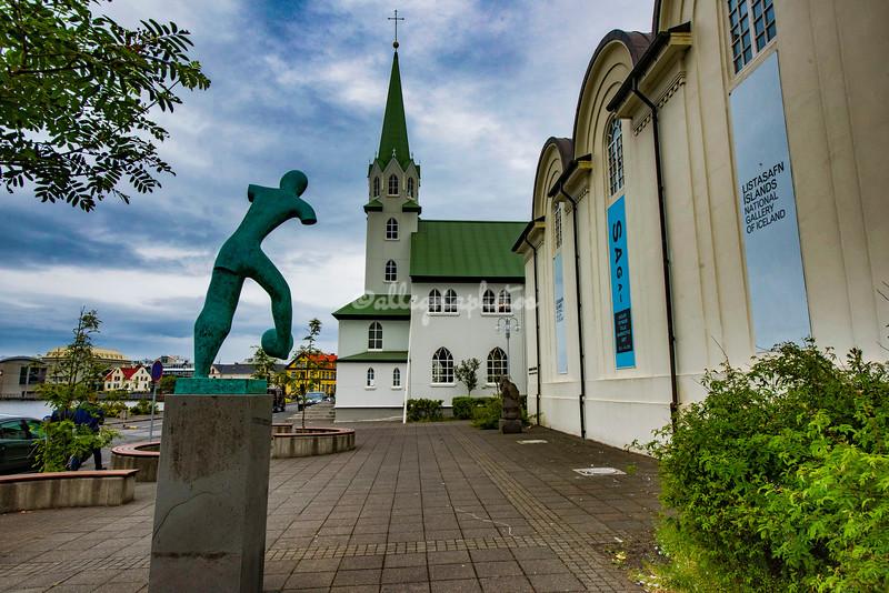 National Gallery of Iceland, Reykjavik