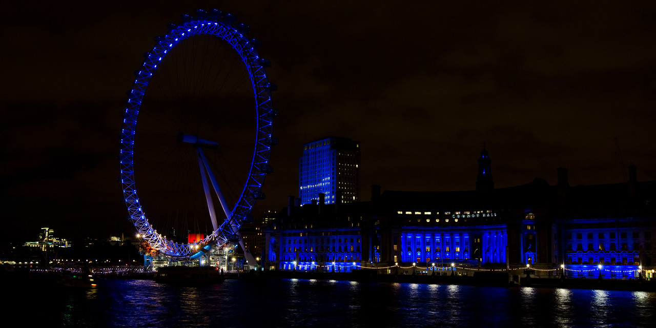 London Eye<br /> <br /> London, England