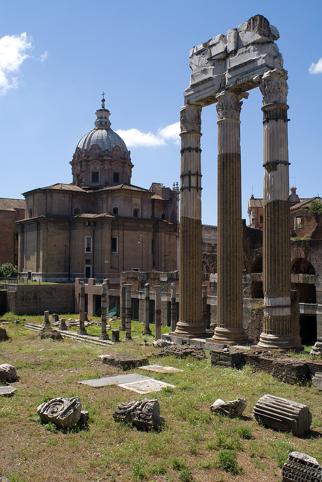 Roman Forum by Day
