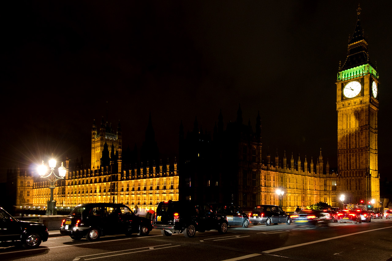 Houses of Parliament<br /> <br /> London, England