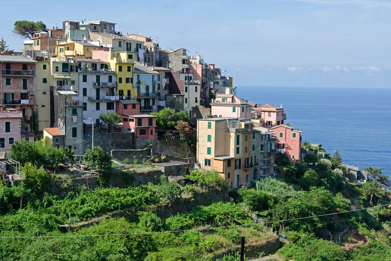 Corniglia<br /> <br /> Cinque Terre, Italy