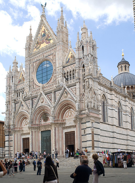 Another look at the cathedral in Siena