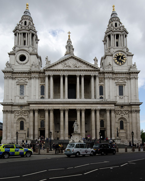 St Paul's<br /> <br /> London, England