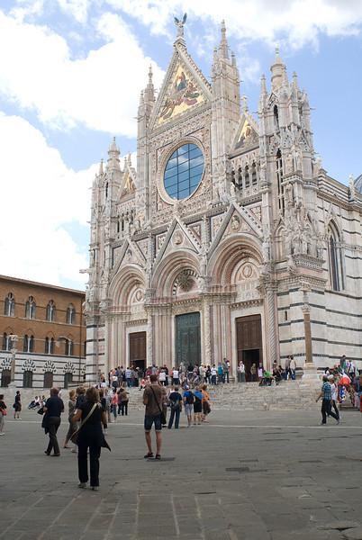 Il Duomo, Siena, Italy