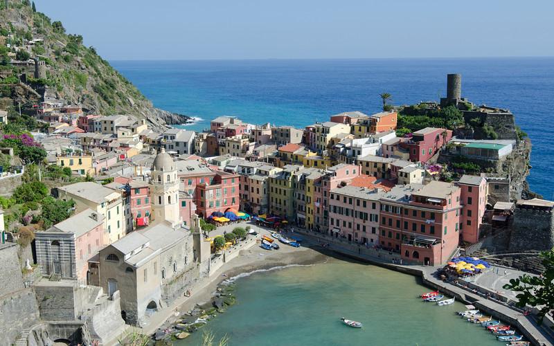Vernazza<br /> <br /> Cinque Terre, Italy