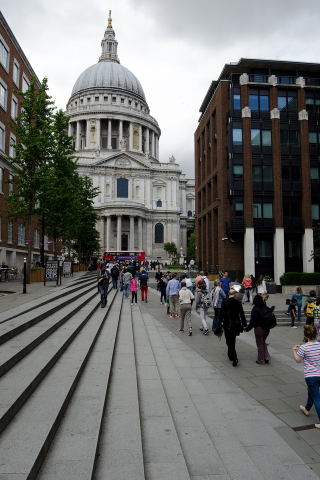 St Paul's Cathedral<br /> <br /> London, England
