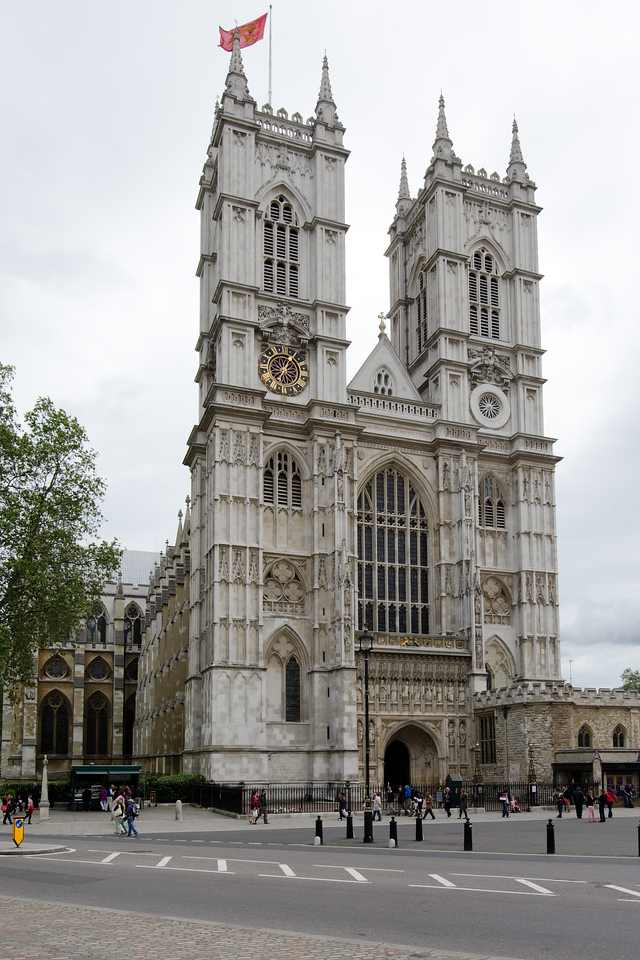 Westminster Abbey<br /> <br /> London, England