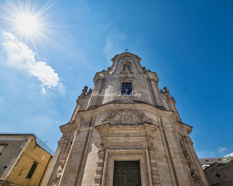Church of Pergatory, Matera, Basilicata, Italy
