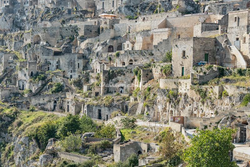 The Sassi, Matera, Basilicata, Italy