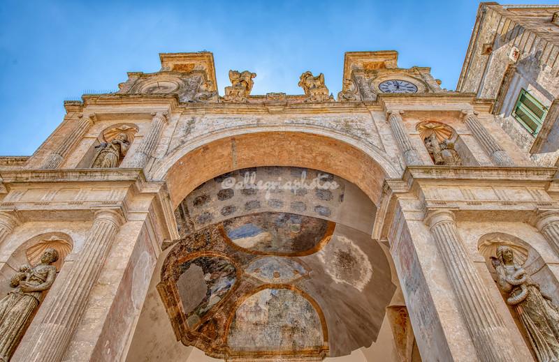 Conservatory of Music, Matera, Basilicata, Italy