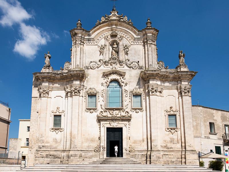 Church of St. Francis of Assisi,  Matera, Basilicata