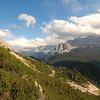 Cristallo Valley, Dolomites