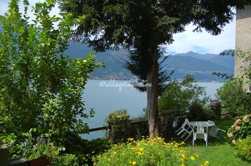 Corenno Plinio, Lake Como
