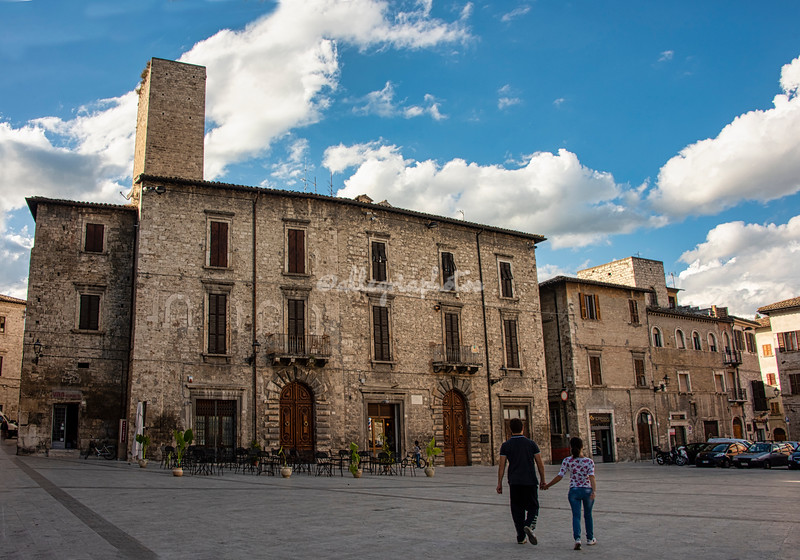 Towers of Ascoli Piceno, Le Marche