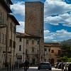Medieval tower, Ascoli Piceno