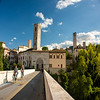 Medieval towers, Ascoli Piceno