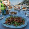 Grilled shrimp, Portofino