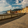The Promenade at Camogli, Liguria