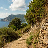 Hiking from Vernazza to Monterosso, Cinque Terre