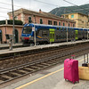 Monterosso Train station, Cinque Terre,  Liguria