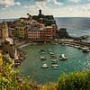 Vernazza harbor, Cinque Terre