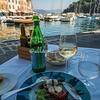 Portofino harbor lunch