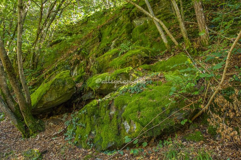 Marmite dei Giganti, Valchiavenna