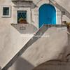 A typical entranceway, Peschici, Puglia