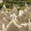 Rooftops of Alberobello, Puglia