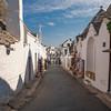 Alberobello Street, Puglia