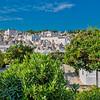The trulli of Alberobello, Puglia