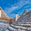 The Trulli of Alberobello, Puglia, Italy