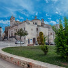 A view of Chiesa Matrice in Cisternino, Puglia, Italy