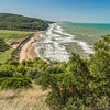 The Puglia coastline on the Gargano Peninsula
