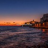 Sunrise over Vieste, Puglia