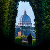 Vatican through The Keyhole, Aventino
