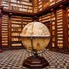 Globe at Biblioteca Castanatense