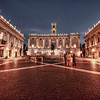 Campidoglio by night