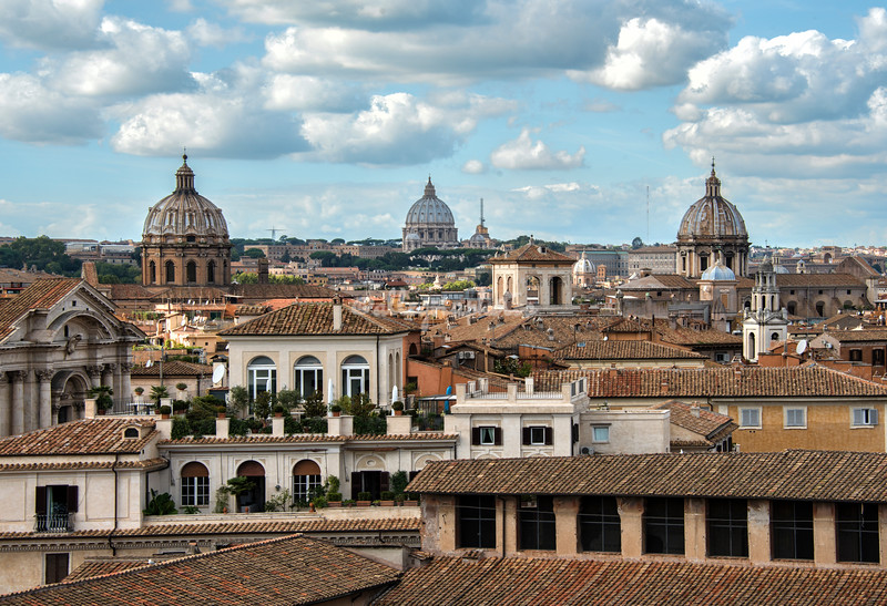 Rome Vista